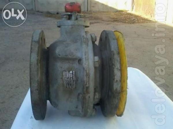 Продам кран шаровый Ду100 Ру16 (Германия Argus)-2 шт.
