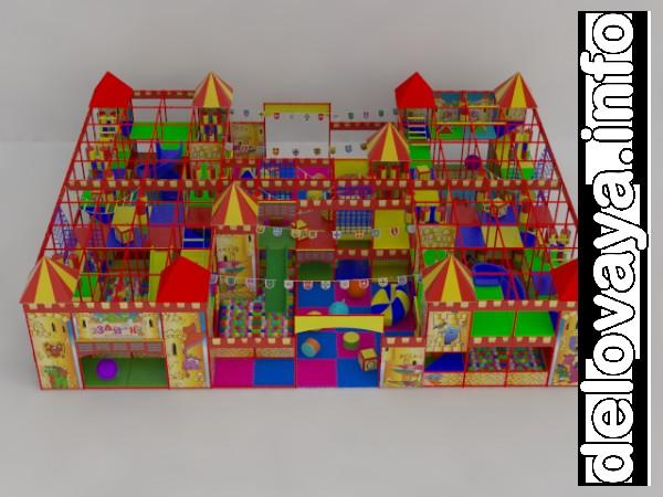 Детские игровые лабиринты площадью до 20 кв.м Подробнее на сайте play