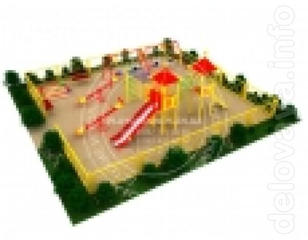ЧП Подолько  занимается проектированием и комплектацией детских игров