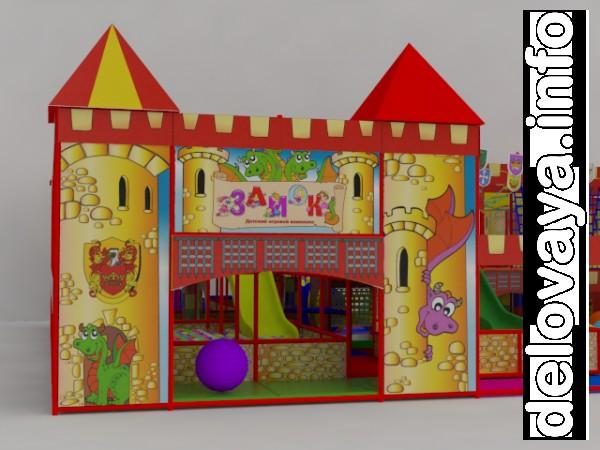 Мягкие комнаты, детские развлекательные комплексы  ЧП Подолько, много