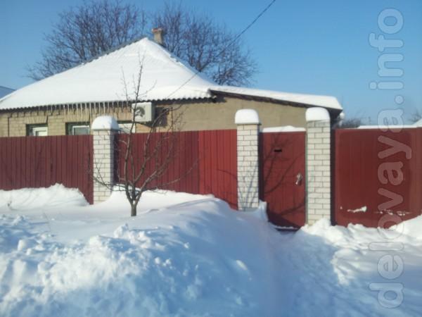 Продам дом в р-не больничного городка РТИ, деревянный обложен кирпич.