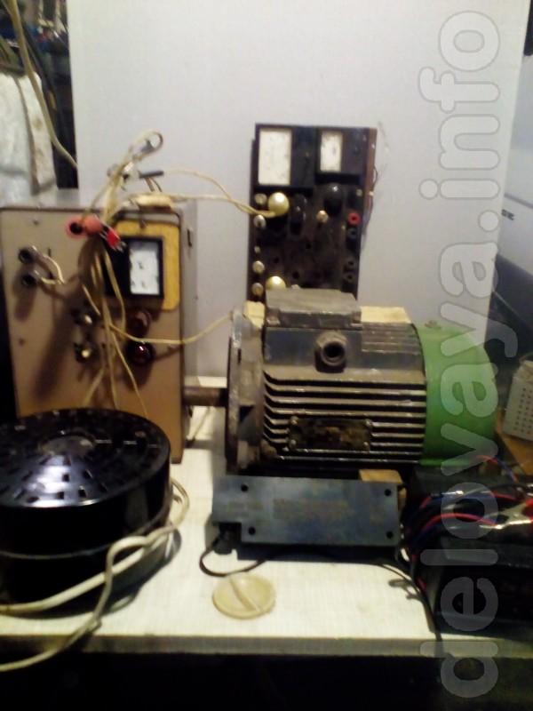 Продаю электродвигатель 2,2 кв. 3000 оборотов  220-380в.   ПонижающИЙ