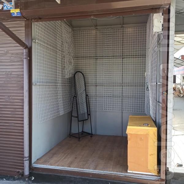 Продам торговый модуль(контейнер) на центральном рынке города Лисичан