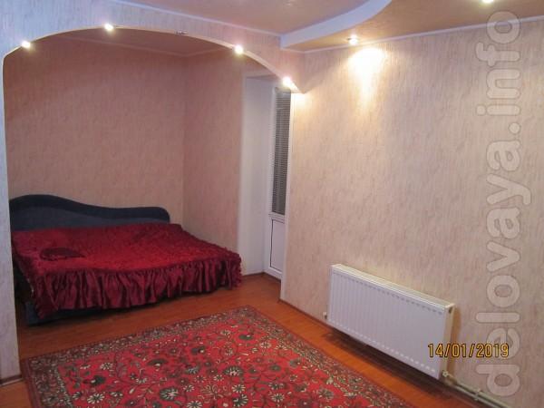 Сдам 1-к квартиру в центре Лисичанска с автономным газовым отоплением