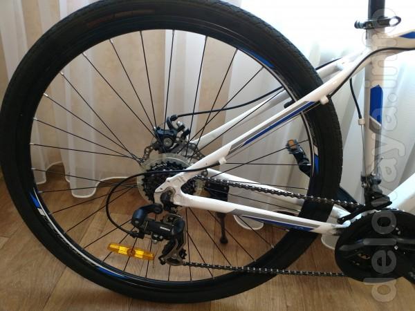 Велосипед в хорошем состоянии. МTB алюминиевая рама, обвес Shimano, д