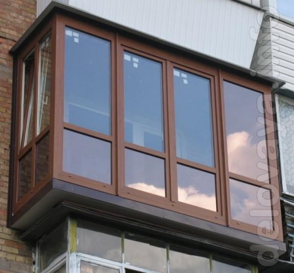Балконы, лоджии под 'ключ'.  - Восстановление  и усиление балконных