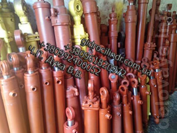 Гидроцилиндр ГЦ 80.40.250,01 Гидроцилиндр ГЦ 80.40.320,01 ПКУ-0.8; КУ