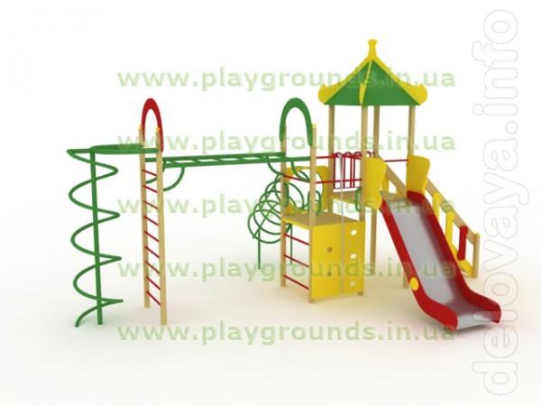 Производство и продажа игрового оборудование от производителя детские