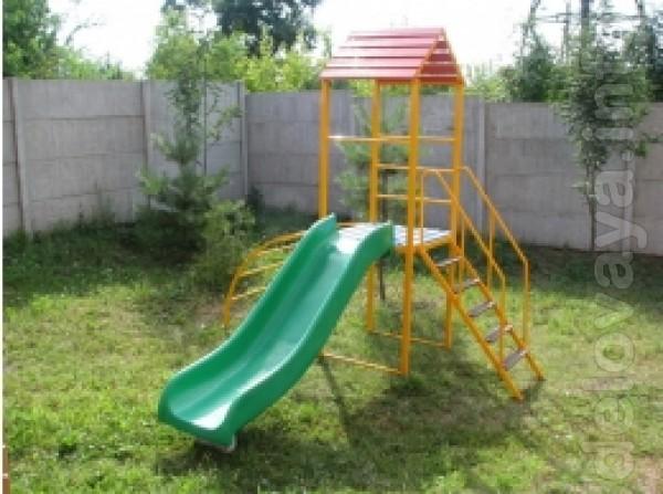 Украинский производитель оборудования для обустройства детских игровы