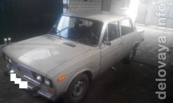 Продам ВАЗ 2106,в хорошем рабочем состоянии,кузов не гнилой, двигател