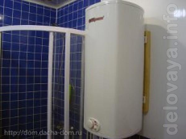 Чистка водонагревательных баков, бойлеров