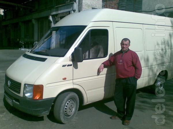 Замовляйте автобус вантажний Мерседес спринтер для перевезення ваших