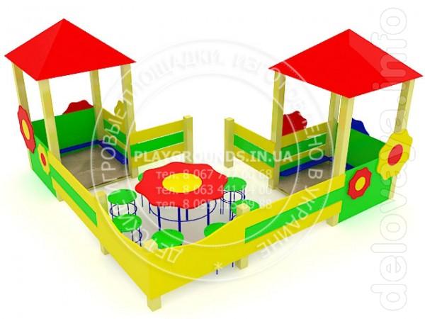 Продажа детского игрового оборудования: детские игровые и спортивные