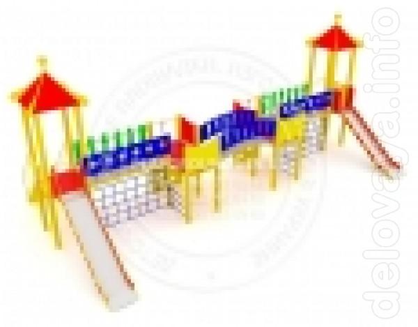 ЧП Подолько является производителем детского игрового оборудования Ук