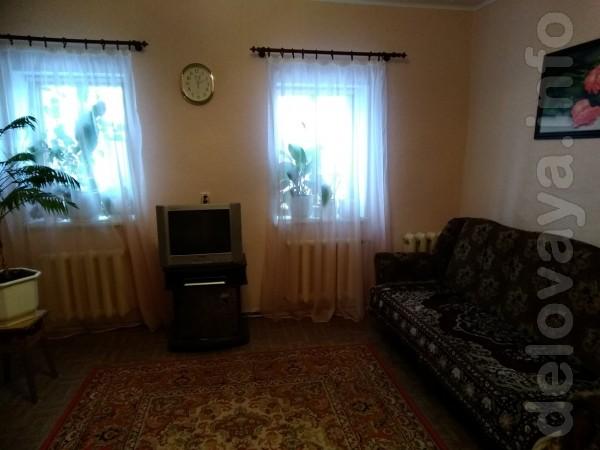 Дом обложен кирпичем 63 кв.м ,4ком. утеплен. в доме удобства, ремонт,