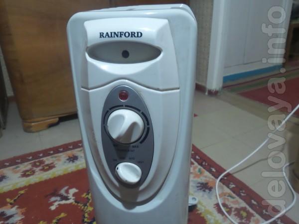 Масляный обогреватель Reinford в отл. сост. 2 кВт. Цена 670 грн. Торг