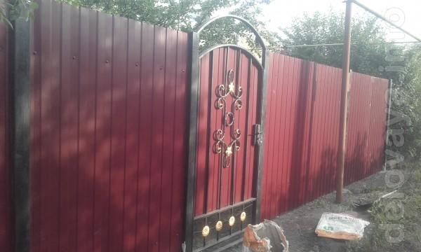 Изготовим решетки,калитки,ворота,садовую мебель с элементами ковки за