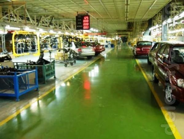 Промышленные полы – готовые системы покрытий: - Паркинги, СТО, автос
