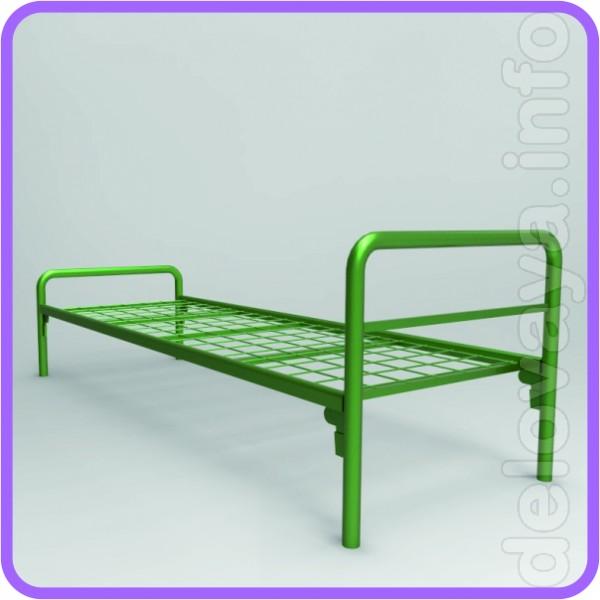 Компания Металл-Кровати производит полуторные и двухъярусные металлич