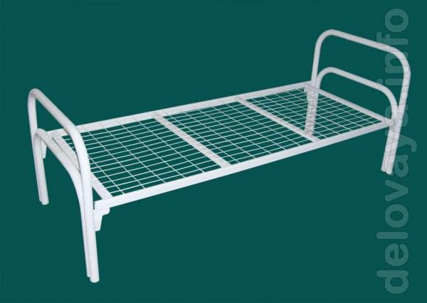 Продаем одноярусные и двухъярусные металлические кровати отличного ка