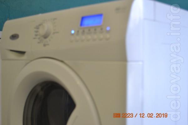 Продам стиральную машину Whirlpool AWG310 в отличном состоянии, загру
