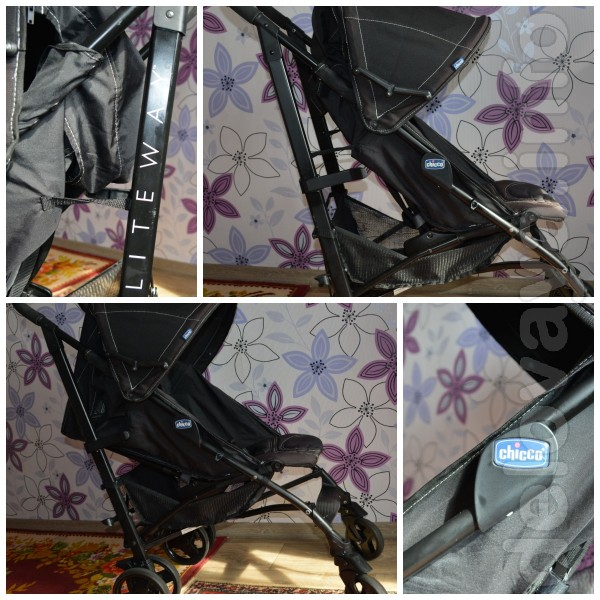 Продам прогулочную коляску , фирмы Chicco Коляска в новом состоянии.