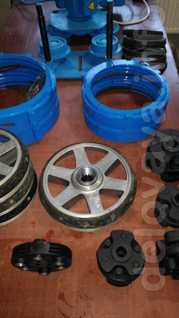 Производим поставки комплектующих к тельферам, производство Болгария.