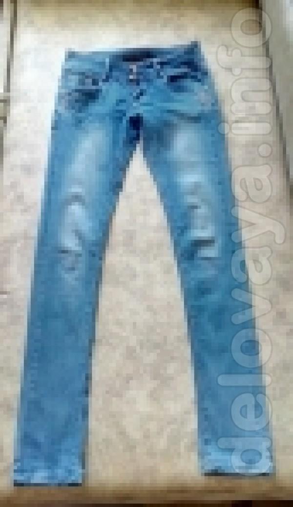 Женские новые джинсы   25 размер