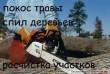 Уборка расчистка участка ,территории ,вывоз мусора, спил покос Одесса