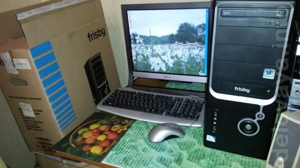 Подаю компьютеры (3-комплекта.) ;  Компьютер: Intel Core (TM) i5-357