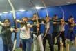 Стрельба из лука на Оболони в Киеве - Archery Kiev (Оболонь, Теремки).