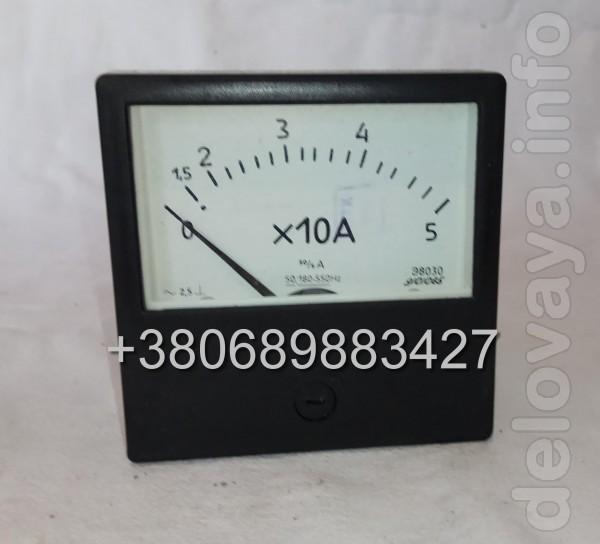 1. Э8021, 0-10в - 1шт. 2. Э8025, 0-400А - 1шт. 3. Э8030, 0-750в - 1