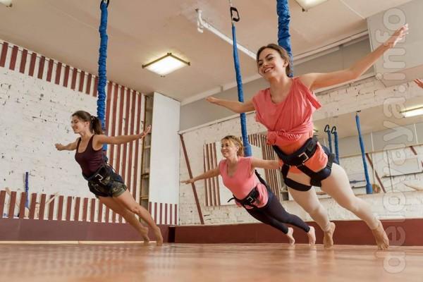 Bungee Jumping - это потрясающая форма фитнеса, которая даст вам возм