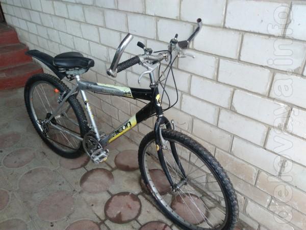 Продам велосипед , резина новая, задняя звёздочка новая, цена 2000 гр