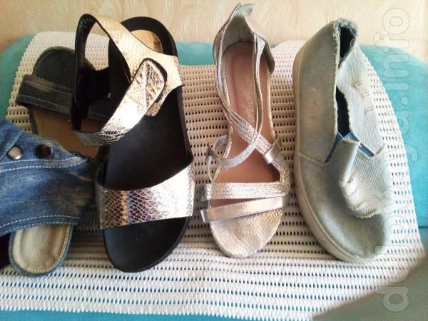 Продам обувь на размер 39-40