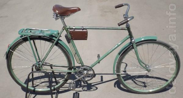 Срочно продам велосипед Минск 850 грн на ходу( к нему прилогаются:клю