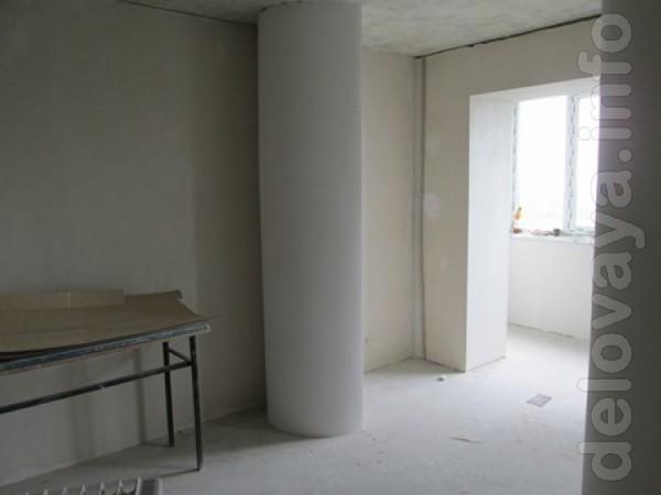 5/9 этаж, не угловая, окна м/пластиковые, 2х контурн.  котел,  радиат