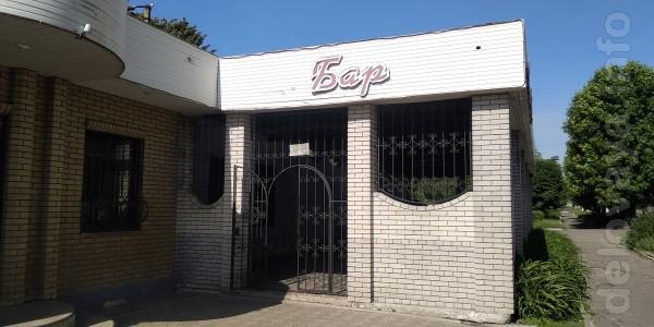Продается кафе-бар' Кардинал', 350 м 2, летняя площадка, кухня, магаз
