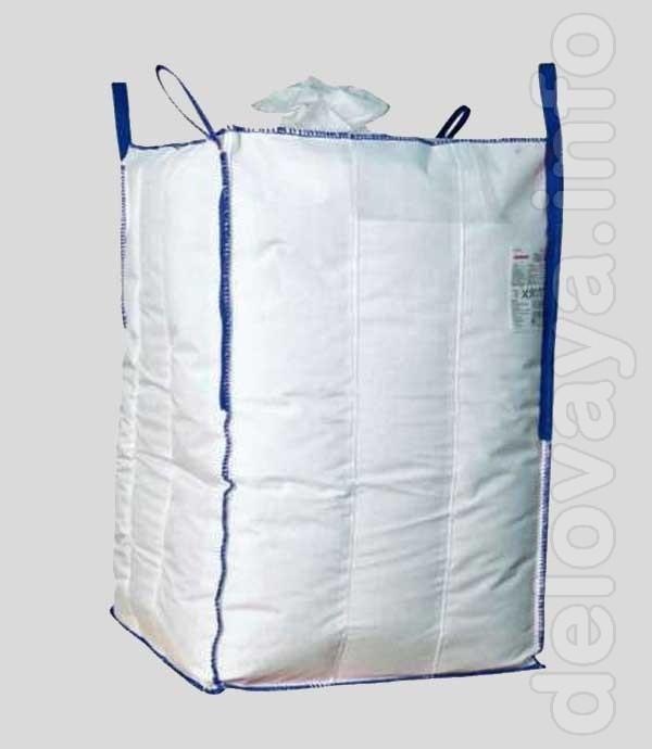 BIG-BAGs (біг-беги, м'які контейнери) оптом від виробника. Виготовле