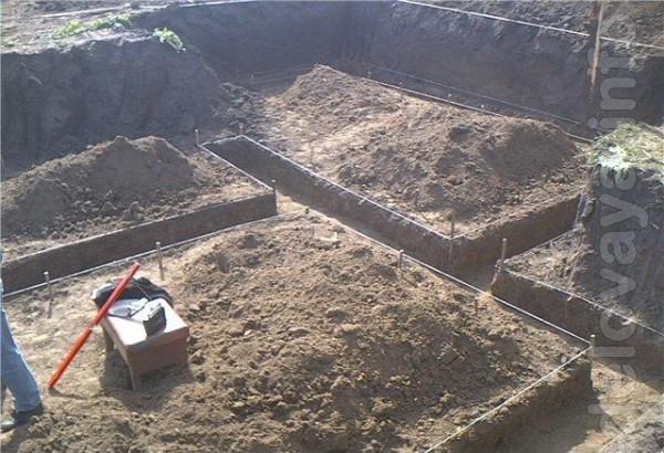 Строительные работы земляные,бетонные работы; кладка кирпича,шлакоб