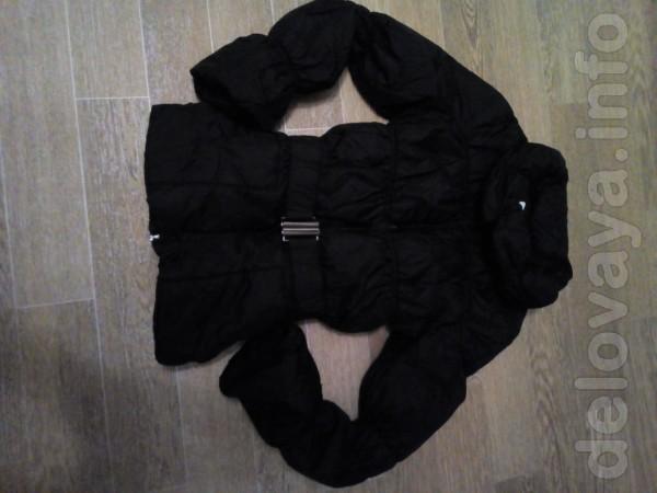 Курточка на осень на девочку  от 8-9 лет  мало бу. легкая.стильная,по