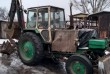 Услуги экскаватора, трактора, ГАЗона
