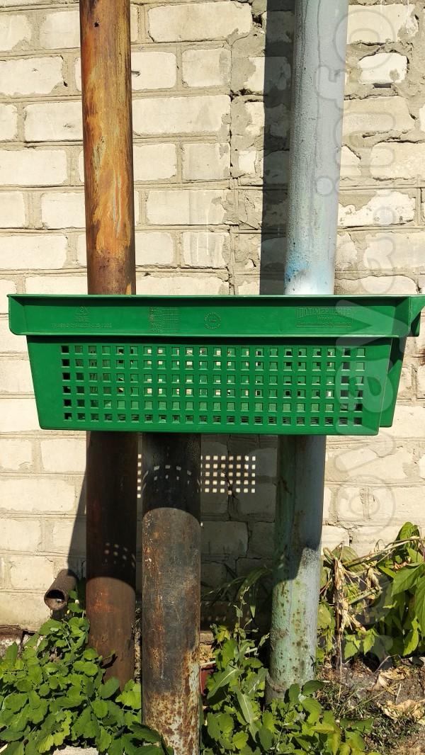 Продам пластиковые ящики N6427-1 производитель Полимерцентр. 600*400*