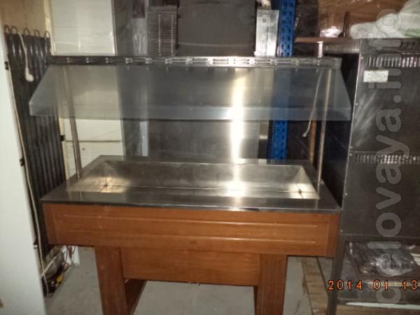 В продаже Витрины Холодильные- Тепловые Шведский Стол, Для Гостиниц П
