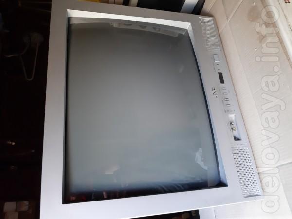 Телевизор JVC плоский экран 54 см. Цена = 480 грн. Хороший Торг. Обме