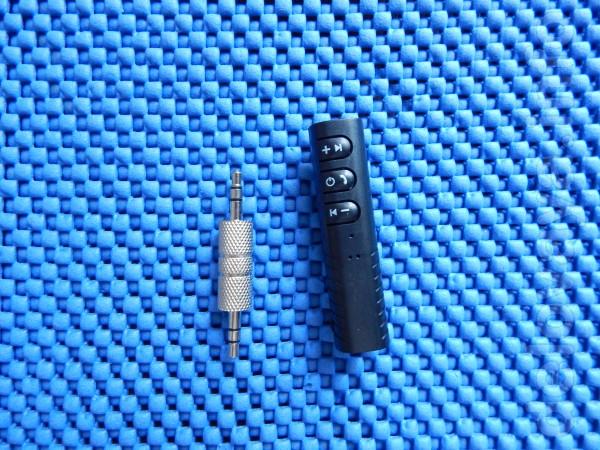 Bluetooth AUX адаптер позволяет подключается к аудио-входу AUX, имеющ