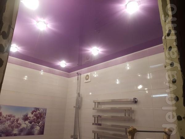 ЧП.Установим быстро и качественно натяжной потолок в любом помещении.