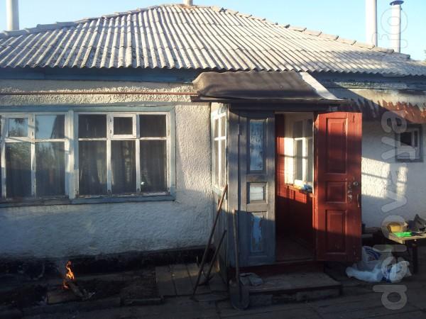 Продам дом в р-не Больничного городка общ.пл. 49 кв.м, кирпичный ошту