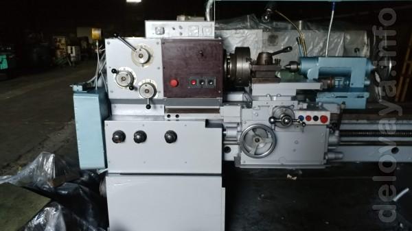 16Д25 станок токарно винторезный Диаметр обработки: Над станиной 500