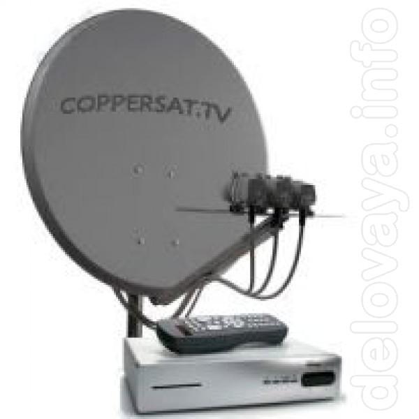 Спутниковый комплект на 3 спутника с антенной 90-см оптом за 36 у.е.